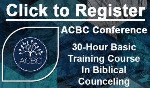 ACBC Conference Registration Link